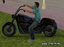 Мотоцикл VCS Angel для GTA Vice City
