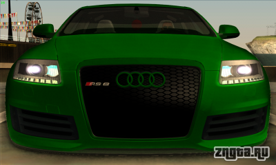 Audi RS6  GTA San Andreas