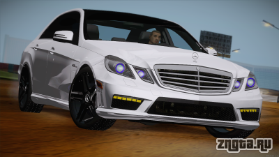 ���������� Mercedes-Benz E63 ��� GTA San Andreas