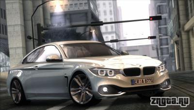 BMW 4 series F32 Coupe 2014 для GTA San Andreas
